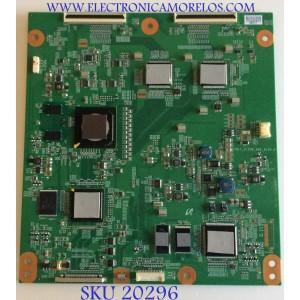T-CON SONY / LJ94-0832A / TQLS_S120B_960_4L / JE832A / E832A / PANEL LTW550HQ01 / MODELO KDL- 55NX810