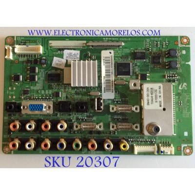MAIN SAMSUNG / BN96-11779B / BN97-03483DE / BN41-01209A / PANEL V400H1-L03 REV C1 / MODELOS LN40B530P7NXZA CN02 / LN40B530P7NXZA CN04