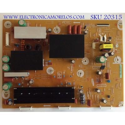 MAIN Y-SUS SAMSUNG / BN96-30192A / LJ41-10363A / LJ92-02040A / MODELO PN51F5300BFXZA TS02