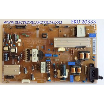 FUENTE DE PODER SAMSUNG / BN44-00645A / L42S1 / L42S1_DSM / BN44-00645B / KTL SU10054-XXXX / PARTE SUSTITUTA BN44-00645D / PANEL CY-HF400BGLV1H / MODELOS UN40F5500AFXZA TS01 / UE40F5300AKXXU / UE40F5570SSXZG / MAS MODELOS EN DESCRIPCION