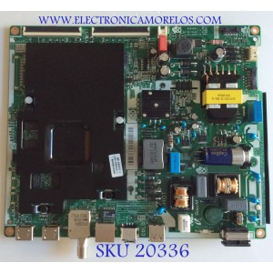 MAIN FUENTE (COMBO) SAMSUNG / BN81-16985A / VN43US100 / 098009000490 / JDM_43_KANT-SU / 0980-0900-0490 / PANEL HV430QUB-N1A / MODELO UN43NU6900FXZA RZ03
