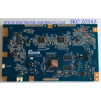 T-CON SAMSUNG / BN81-02372A / T370HW02 / 55.40T03.C17 / 5540T03C17 / 37T04-C0J / PANEL T400HW02 V.5 / MODELOS LN40B640R3FUZA / LE40B650T2WXXC SQ04 / LE40B650T2WXXC 0003 / MAS MODELOS EN DESCRIPCION