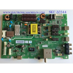 MAIN FUENTE (COMBO) LG / 1608160LA7447 / 5823-A6M68A-0P00 / 1608160M / CTI-600 / MODELO 43LH5000-UA