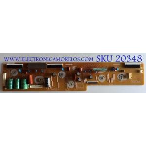 X-SUS SAMSUNG / BN96-30191A / LJ41-10364A / LJ92-02042A / MODELO PN51F5300BFXZA TS02