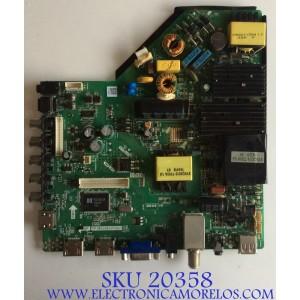 MAIN FUENTE (COMBO) ELEMENT / 34012398 / N14090107 / TP.MS3393.PC821 / PANEL'S V500HJ1-PE8 / T500HVN04.1 / MODELO ELEFW504