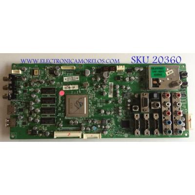MAIN LG / EBR50480401 / EAX43280302 / PANEL LC420WUF-(SA)(A1) / MODELO 42LG60-UA.AUSQLJM