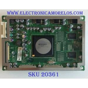 DRIVER PARA T-CON  LG / EBR44132101 / EAX41602202 / PANEL LC420WUF-(SA)(A1) / MODELOS 42LG60-UA.AUSQLJM / 42LG60-UA AUSQLJR / 37LG60-UA AUSQLJM