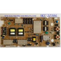 FUENTE DE PODER JVC / SANSUI / CEK604A / DS-1107A / MODELOS LT-42E910 / LT-42EM91 / SLED4280