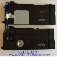 KIT DE BOCINAS PARA TV  LG / EAB64948303 / MGJ639816 / A0600201 / EAB64948304 / MODELO 55SK9000PUA