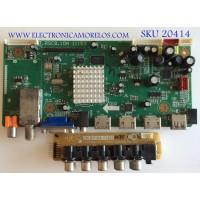 MAIN  PROSCAN / SMT120443 / T.RSC8.10A 11153 / PANEL V390HJ1-L02 / MODELO PLCD3992A