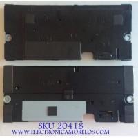 KIT DE BOCINAS PARA TV SAMSUNG / BN96-16796B / MODELO UN46D6000SFXZA H302