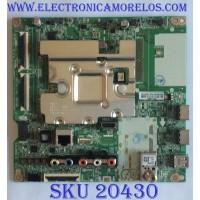 MAIN LG / EBU65348202 / EAX68253604(1.0) / PANEL NC430DQG AAHX1 / MODELO 43UM7300PUA BUSYLJM