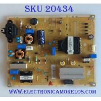 FUENTE DE PODER SAMSUNG / EAY65170101 / EAX68304101(1.7) / LGP43T-19U1 / MODELO 43UM7300PUA BUSYLJM