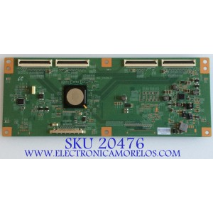 T-CON SONY / LJ94-24636D / WQL_C4LV0.1 / 24636D / PANEL'S LTY460HQ05 002 /  LTZ460HQ05 / MODELO KDL-46HX750