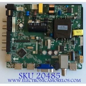 MAIN PROSCAN / AE0011223 / TP.MS3553.PB801 / W17091130 / HV430FHB-N10 / PANEL JE400D3HE1N / MODELO PLDED4016A-H A1709