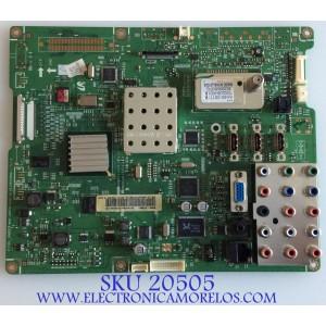 MAIN SAMSUNG / BN94-01666T / BN41-00972C / BN97-02961A / PARTES SUSTITUTAS BN94-01666F / BN94-01666N / BN94-01666B / BN94-01666K / BN94-01666R / BN94-01666V / PANEL LTF460HE07 / MODELO LN46A650A1FXZA