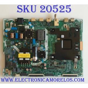 MAIN FUENTE (COMBO) SAMSUNG / BN96-49639A / VN55UH160U2/VD 1.0 / KANT-SU / ML41A050500A / PANEL CY-NN055HGHV6H / MODELO UN55NU6080FXZA CA02
