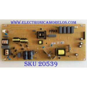 FUENTE DE PODER / PHILIPS AA7U1MPW-001 / AA7UTMPW / AA7UT-MPW / BAA7U1F0102 1 / COMPATIBLES AA7UKMPW / AA7UNMPW / AA7UCMPW / AA7UZMPWC / AA7UZ-MPW / PANEL UAAU0XH /  MODELOS 50PFL5922/F7 DS1 / 5602/F7 A DS2 / 5602/F7 A DS5 / 5602/F7 A DS7 / 5602/F7 A DS9