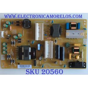 FUENTE DE PODER PARA TV VIZIO 4K UHD SMART TV / NUMERO DE PARTE 6M04B0000W000 / P650D112DA-MP02 / FSP183-1PSZ01 / 3BS0459503GP / PANEL V650DJ4-D03 ReV.C1 / MODELOS V655-G9 LINIYB / V655-G9 LIAIYB / V655-H9 LINIZC