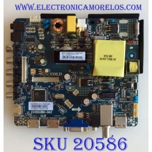 MAIN / FUENTE (COMBO) / ELEMENT E17120-15-SY / CV3553BH-Q42 / 78H1137 / 103100013 / 7.D3553BHQ4213.3C1 / CV3553BH_Q42_13_170324 / CV3553BH_Q42_Spec_ELEMENT_E17120_4_SY / PANEL JE400D3HE1N / MODELO ELEFW4017BF H7FZMM