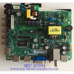 MAIN FUENTE (COMBO) ELEMENT / ELEFT326 H5F2M / F50TPMS3393PB818 / TP.MS3393.PB818 / PANEL'S LK315T3HC1K / D320D3-GTB3-C0X / MODELO ELEFT326 H5F2M
