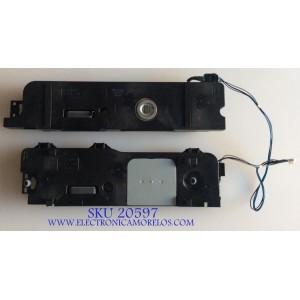 BOCINAS PARA TV LG / MGJ639816 / EAB64948301 / EAB64948302 / MODELO OLED65C8AUA