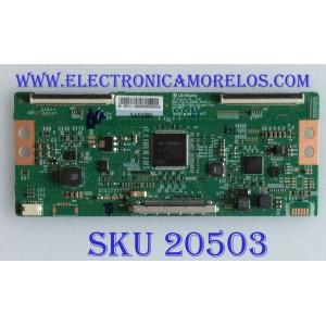 T-CON MAGNAVOX / PHILIPS / SANYO / 6871L-5655B / 6870C-0769A / PANEL UBD85XG / MODELOS 65MV378Y/F7 / 65PFL5603/F7 FM2 / 65PFL5604/F7 XA2 / 65PFL5602/F7 / 65PFL4864/F7 FW65C78F FM2 / FW65C78F FM1