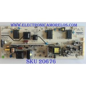 FUENTE DE PODER PROSCAN / AY115L-4HF01 / 3BS0035314 / PANEL T320B6-P01-C06 VER.C2 / MODELOS PLCDV3213A / PLCDV3247A-C