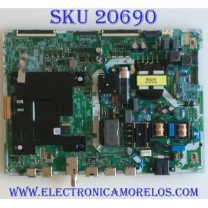 MAIN FUENTE (COMBO) SAMSUNG / BN96-49638A / VN50UH160U3/VD 1.0 / BN9649638A / KANT-SU (NU7090) / PANEL CY-NN050HGAVDH / MODELO UN50NU6900FXZA AA03