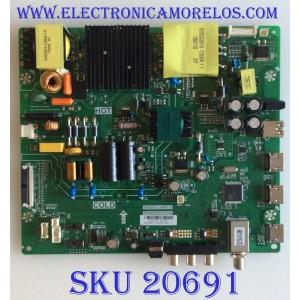 MAIN FUENTE (COMBO) INSIGNIA  / B18010281 / 3MS553LCBNA.01 / TP.MS3553.PC783 / 02-SW353B-C010000 / PANEL LVF550CSDX E13 V1 / MODELO NS-55D510NA19