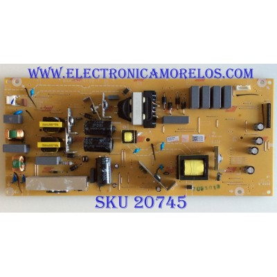 FUENTE DE PODER / AA78LMPW / BAA78ZF0102 1 / AA78L-MPW / PANEL UBD85XG / MODELO 65PFL5603/F7