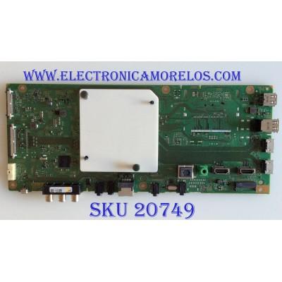 MAIN SONY / A-5000-982-A / A5000955A / 1-982-626-61 / 173684261 / 742A / PANEL YM9F043HNG01 / MODELOS XBR-43X800G / XBR-49X800G