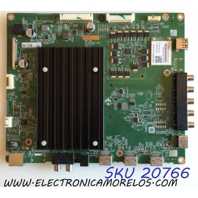 MAIN VIZIO / Y8387940S / 1P-016C500-4013 / 0180CAS08E00 940A / PANEL V750DK1-QS3 / MODELOS E75-E3 LFTIGRLT / E75-E3 LFTIGRAT