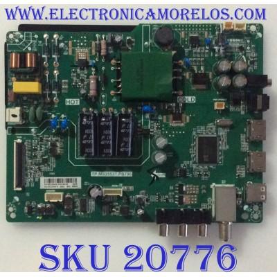 MAIN FUENTE (COMBO) INSIGNIA / 3200453219 / TP.MS3553T.PB796 / H18020493 / 320021043002005 / PANEL BOEI320WX1-01 / MODELO