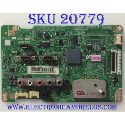 MAIN SAMSUNG / BN96-23576A / BN41-01704A / BN97-06758A / PANEL LTF320AP11 / MODELO LN32D403E4DXZA SP01