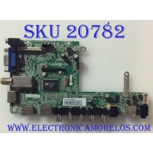 MAIN SEIKI / 44T0925 / CV3393BH-CPW / 1.80.61.00209 / MODELO SE40FY19