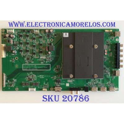 MAIN VIZIO / 791.02401.A001 / 748.02410.0031 / 16T04-3 / 75502401A001 / ARS73401M010001 / MODELOS E55-E2 LWZ2VIAT / E55-E2 LWZ2VIAS / E55-E2 LWZ2VIKT / E55-E2 LWZ2VILT / E55-E1 LTM7VIAT