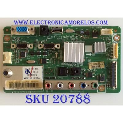 MAIN SAMSUNG / BN94-02649H / BN41-01350B / BN97-04013G / PANEL T315HA01-DB / MODELOS LN32C350D1DXZA BK10 / LN32C350D1DXZA BN01 / LN32C350D1DXZA BN06 / LN32C350D1DXZA NA01 / SUATITUTAS BN94-02649M / BN96-14408A / BN96-14813A / BN96-15903A