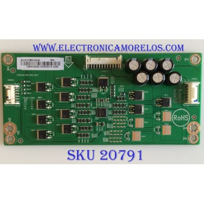 LED DRIVER VIZIO / LNTVIW24CAAA3 / IW24CAAA3 / 715G9365-P01-000-004Y / (X)LNTVIW24CAAA3 / MODELO E55-F1 LTMWWUMU