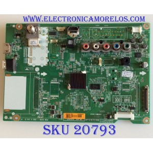 MAIN LG / EBT62394297 / EAX65071307(1.1) / PANEL PDP42T40010 / MODELO 42PN4500-UA BUSLLJR