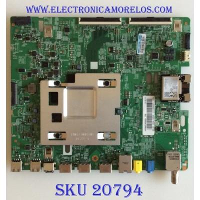 MAIN SAMSUNG / BN94-13282B / BN41-02635B / BN97-14772L / PANEL CY-NN075HGAV1H / PARTE SUSTITUTA BN94-12865B / MODELOS UN75NU710DEXZA AA01 / UN75NU7200FXZA A01