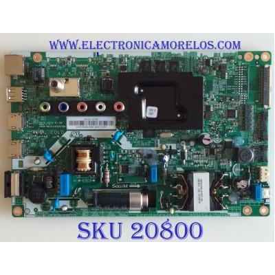 MAIN FUENTE (COMBO) SAMSUNG / 60103-00185 / ML41A050478A / VN32HS048U0/BE / PANEL BOEI320WX1_H / MODELO UN32M4500BFXZA BZ01