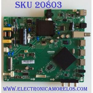 MAIN FUENTE (COMBO) RCA / RTR4060-B-US / TPD.MS1603.PB751 / CH_XC9C_A / U18123952 / PANEL C400F18-E61-C / MODELO RTR4060-B-US