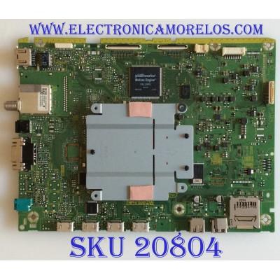 MAIN PANASONIC / TXN/A1SZUUS / TNPH1006US / TNPH1006UX / TNPH1006 / PANEL LC550EUD-(SE)(M1) / MODELO TC-55LE54