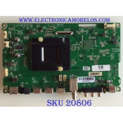 MAIN SHARP / 217014 / RSAG7.820.7350/ROH / HU50N3060UWR / 3479027 / PANEL HD500K3U53\XP\BBY\GM\ROH / MODELO LC-50LBU591U