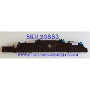 BOCINA PARA TV HISENSE / VIT81580-12W8 / MODELOS 58H6550E / 55H6E / 55R7E / LC-50Q7030U / LC-55Q7530U / LC-50Q7030U / 58 CM /