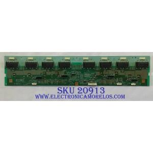 BACKLIGHT INVERTER MASTER / DINEX / PROSCAN / SANYO / VIORE / 27-D012836-M / I420B1-16A / PANEL'S V420H1-L11 REV C1 / V420H1-L11 REV C2 / V420B1-L01 / MODELOS DX-LCD42HD-09 / 42LA45H / DP42647 / LC42VF55 / TX-42F450S