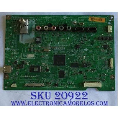 MAIN LG / EBT62141036 / EAX64437505(1.0) / PANEL LC420DUN-(SE)(U2) / MODELO 42LM3400-UC AUSWLHR