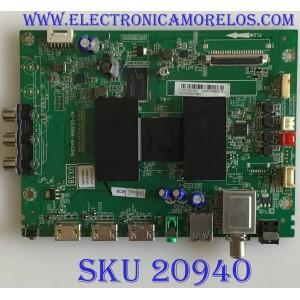 MAIN INSIGNIA / T8-UX38004-MA1 / 40-UX38NA-MAG2HG / V8-UX38001-LF1V202(C2) / PANEL LVF480SSDX E6 V1 / MODELO NS-48DR420NA16