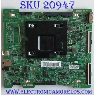 MAIN SAMSUNG / BN94-12295D / BN41-02570B / BN97-13538P / PANEL CY-SM055FLLV9H / MODELO UN55MU800DFXZA FB04